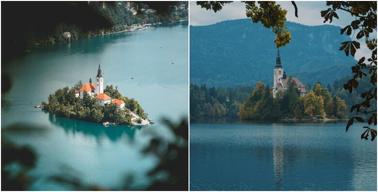 Bled i Bohinj - posjetite bisere slovenskih Alpi koje okružuju visoki planinski vrhunci i upoznajte mističnost najljepših slovenskih jezera za 189 kn!