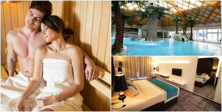 2 noćenja/2 osobe/doručak/wellness i kupanje u termama,korištenje za 906 kn!