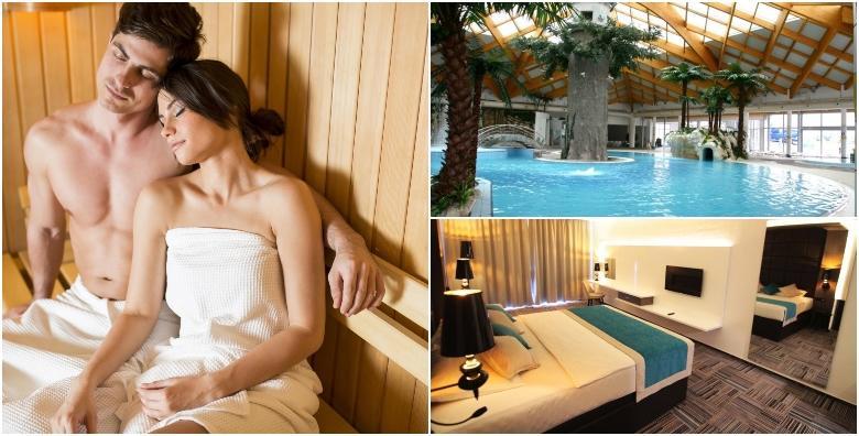 POPUST: 46% - Wellness u Hotelu Hills 5* u Sarajevu, opustite se u termalnoj rivijeri Ilidža, najvećem termalnom kompleksu u regiji, 2 noćenja s doručkom za 2 osobe! (Hotel Hills*****)