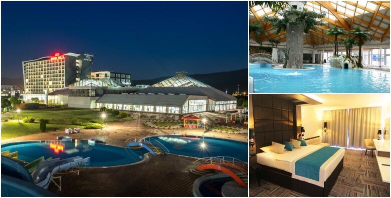 Sarajevo, Hotel Hills 5* - 3 (+1) ili 5 (+2) luksuzna wellness noćenja za dvoje od 2.218 kn!