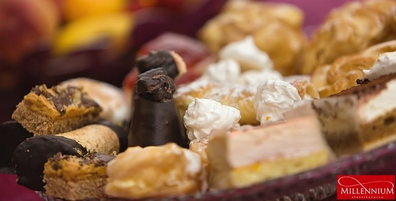 Uskršnji kolači 1kg - blagdanske slastice iz poznate Slastičarnice Millennium za samo 75 kn!