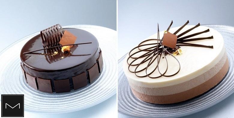 Slastičarnica Millennium - torta izvanrednog okusa u izvedbi najpoznatije i najposjećenije slastičarnice u centru grada za 185 kn!