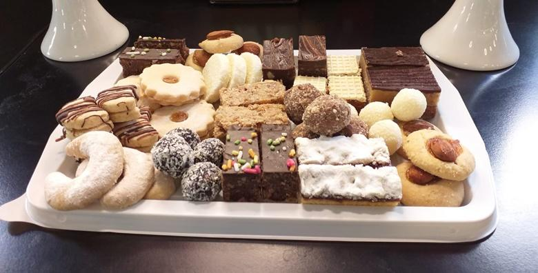 Božićni kolači - oduševite obitelj i goste vrhunskim slasticama uz 1kg blagdanskih kolača iz poznate Slastičarnice Millennium za samo 85 kn!