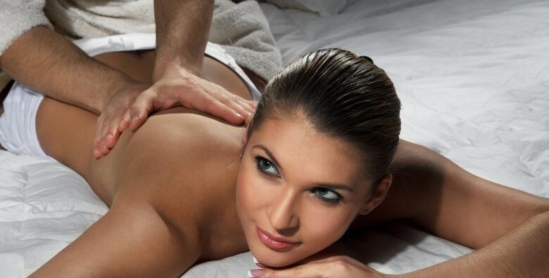 Sportsko medicinska masaža cijelog tijela u trajanju 45 minuta za samo 89 kn!