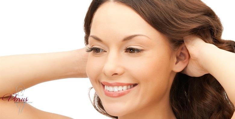 Threading lica - riješite se neželjenih dlačica uz gratis bojanje obrva za 112 kn!