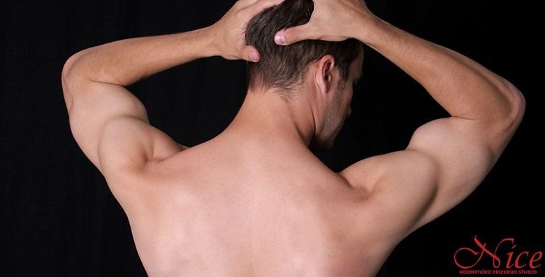 POPUST: 30% - Lasersko uklanjanje dlačica za muškarce - savršeno glatka koža uz najučinkovitiju metodu na tržištu, 1 tretman od 364 kn! (Studio Nice)