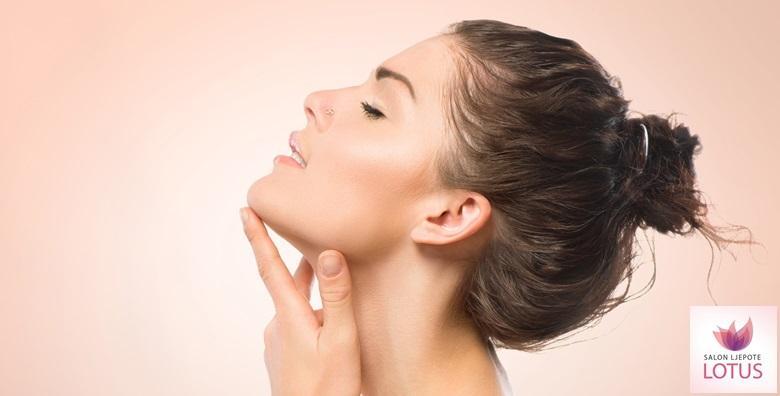 Klasično čišćenje lica uz mehaničko istiskivanje, piling, masku i kremu za 99 kn