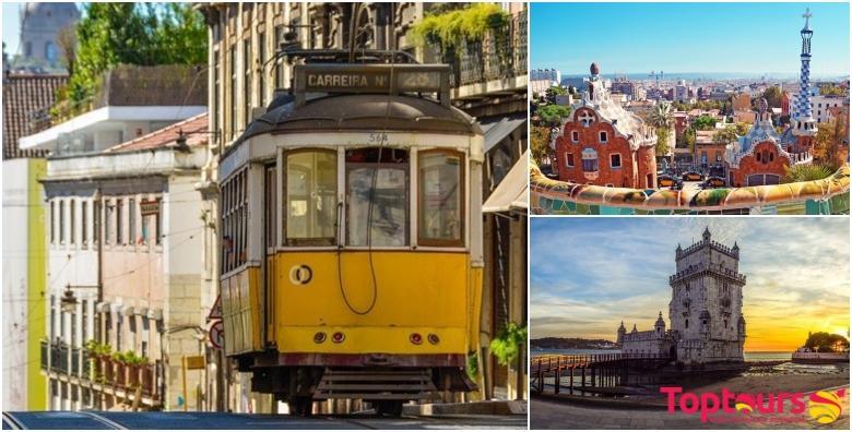 Portugal, Španjolska, Francuska - LAST MINUTE 9 dana s prijevozom za 4.290 kn!