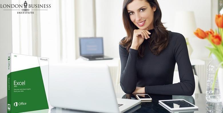 Excel online - 6 ili 12 mjeseci za početnike i napredne od 89 kn!