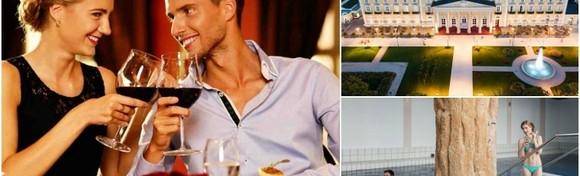 Valentinovo u Grand Hotelu Rogaška 4* - 2 noćenja s polupansionom za dvoje i gala večera u Kristalnoj dvorani uz neograničeni wellness za 1.472 kn!