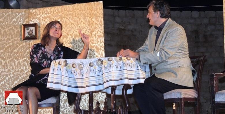 Predstava Ljubav na prvi pogled 11.11. u Lisinskom za samo 39 kn!