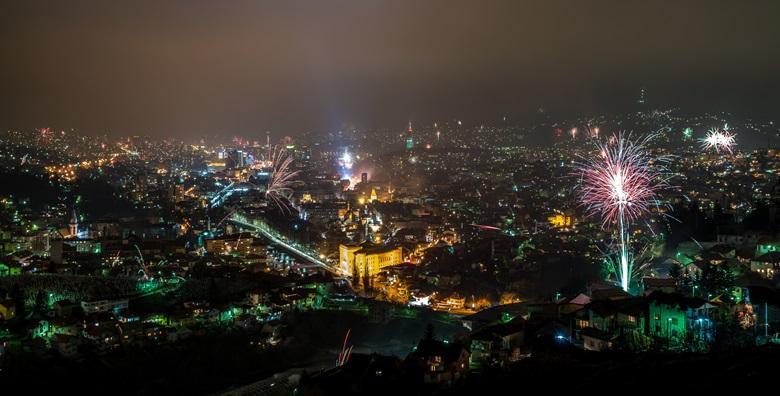 Nova godina u Sarajevu - izlet s prijevozom za 239 kn!