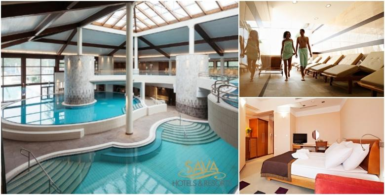 Moravske toplice***** - 1 noćenje s polupansionom i kupanjem za 947 kn!