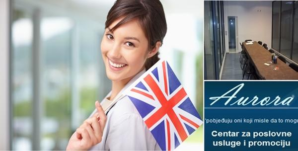 Engleski jezik - početni tečaj kroz 50 sati