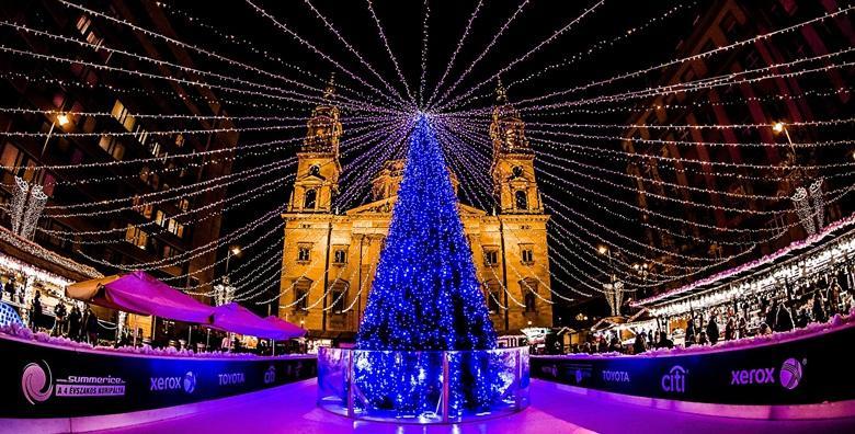 Advent u Budimpešti - jednodnevni izlet za 219 kn!