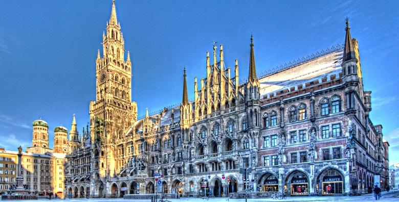 Advent u Bavarskoj - 3 dana s prijevozom za 1.050 kn!