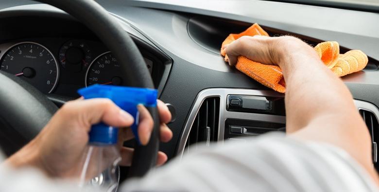 Kemijsko čišćenje unutrašnjosti automobila za 199 kn!