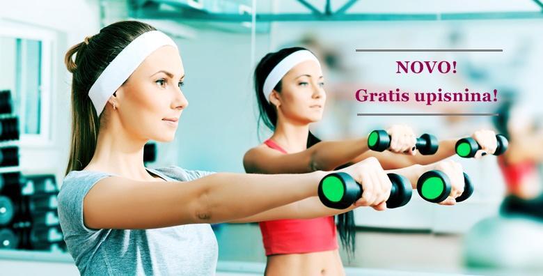 Magic Well kružni trening za žene - 2 mjeseca neograničeno za 340 kn!