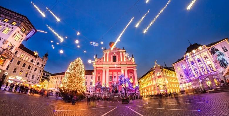 Ponuda dana: Advent u Ljubljani i na Bledu! Božićna čarolija na prekrasnom jezeru, a potom kuhano vino i slastice u slovenskoj metropoli - izlet i prijevoz za 150 kn! (Integral putovanjaID kod: HR-AB-01-1-18661)