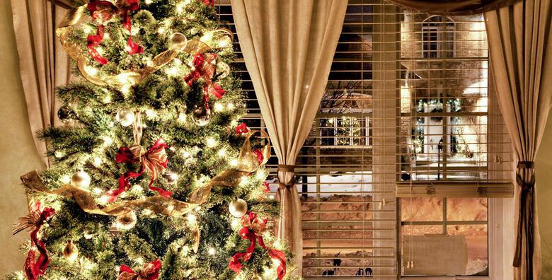 POPUST: 50% - Rijeka - ukrasite svoj dom i razveselite najdraže božićnom smrekom  visine 2 do 3 m intenzivnog mirisa za samo 95 kn! (Districtus Montanus)