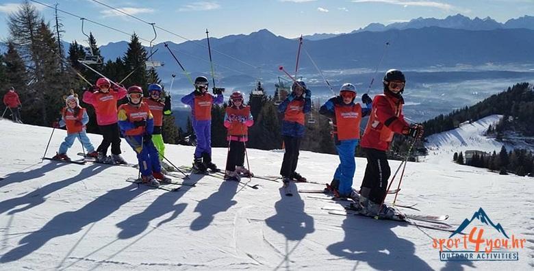 Pohorje*** - škola skijanja ili bordanja za djecu, 4 ili 5 dana od 2.350 kn!