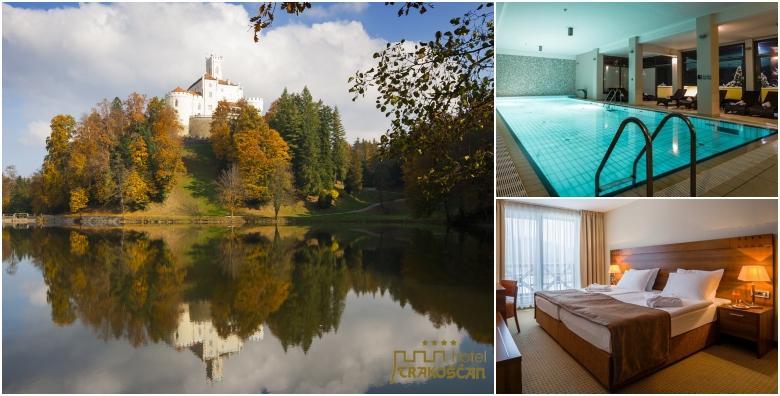 Ponuda dana: Jesen u Trakošćanu - idiličan odmor uz 1 ili 2 noćenja s polupansionom za dvoje u Hotelu 4* uz korištenje bazena, panoramske saune i whirlpoola već od 649 kn! (Hotel Trakošćan 4*)