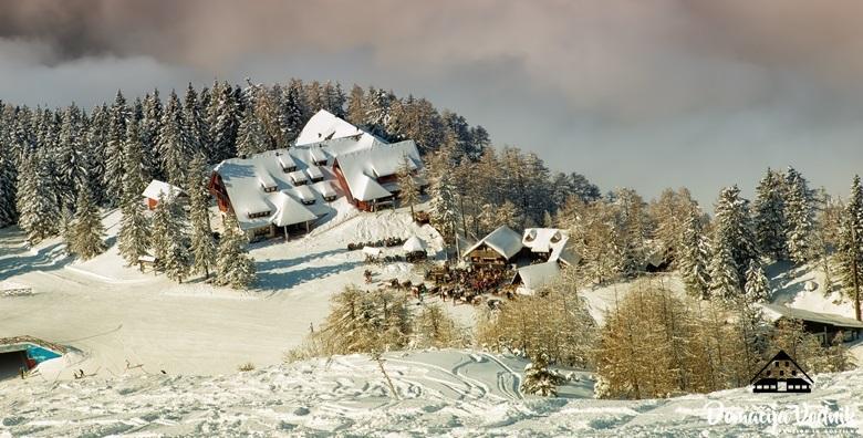Skijanje na Krvavcu*** - 1 noćenje s doručkom za dvoje za 407 kn!