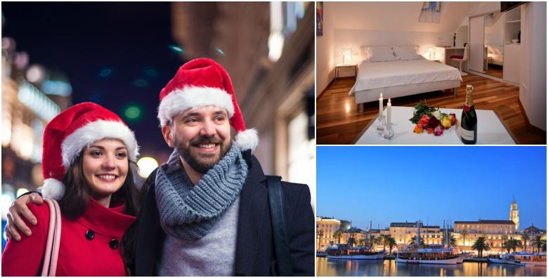 Uživanje u adventskoj čaroliji Splita ili doček Nove godine uz bogati program na Rivi! Isplaniraj najbolji blagdanski odmor od 380 kn!
