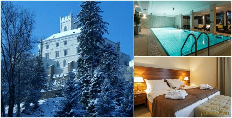 Bajkovita zima u Hotelu Trakošćan**** - 1 ili 2 noćenja za dvoje od 649 kn!