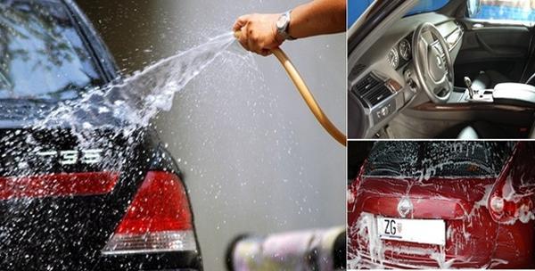 Kompletno zimsko pranje vozila