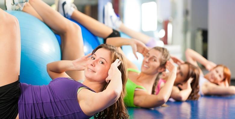 POPUST: 60% - Grupni treninzi - 1 mjesec zumbe, yoge, gold dance fit-a ili workouta za jačanje snage, mišićnog tonusa i koordinacije tijela svih dobnih skupina već od 89 kn! (Baila)