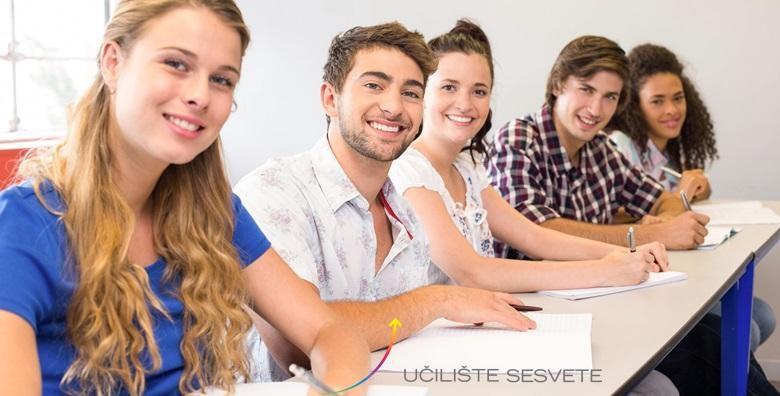 Njemački ili engleski jezik - intenzivni početni tečaj u trajanju 20 školskih sati uz uključene materijale u Učilištu Sesvete za 299 kn!
