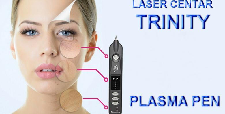 Plasma Pen Lifting - tehnologija koja potiče regeneraciju stanica od 190 kn!