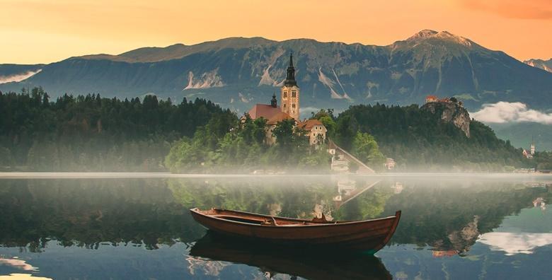 Ponuda dana: BLED I LJUBLJANA Uživajte u bajci na ledenjačkom jezeru i posjetite simpatičnu slovensku metropolu za 149 kn! (Smart TravelID kod: HR-AB-01-070116312)