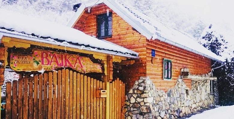 Park prirode Žumberak - 1 do 4 noćenja za četvero u kući Bajka*** od 399 kn!