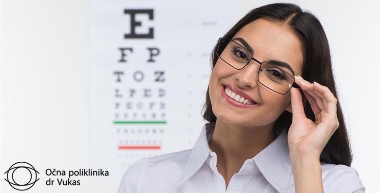 POPUST: 50% - OFTALMOLOŠKI - obavite kompletan pregled u Očnoj poliklinici dr. Vukas za 199 kn! (Očna poliklinika dr. Vukas)
