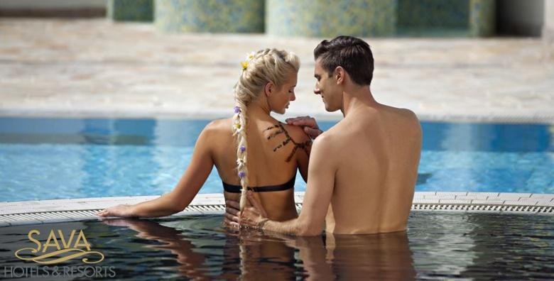 Moravske toplice**** - 1 noćenje za dvoje s polupansionom i kupanjem za 730 kn!