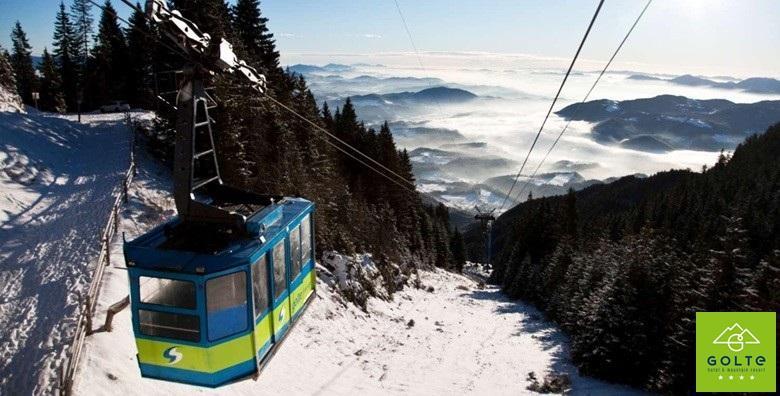 Golte, skijanje - 4 ili 6 noćenja s polupansionom za dvoje od 4.210 kn!