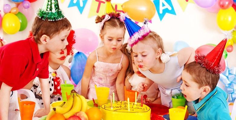 Proslava rođendana za 20 djece u trajanju 2h od 549 kn!