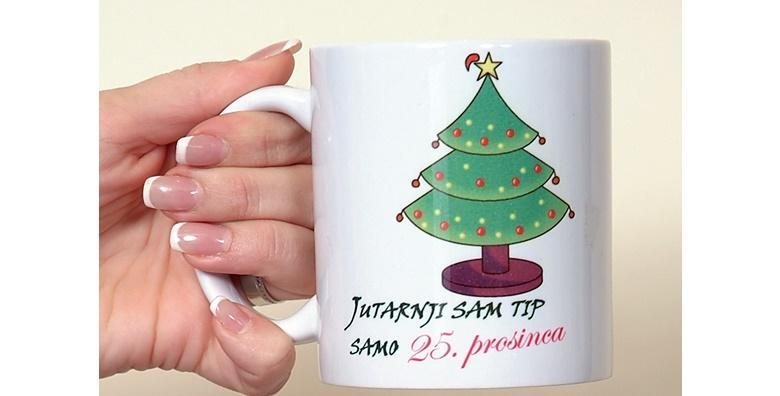 Personalizirana šalica s fotografijom ili natpisom po vašoj želji - originalan poklon kojim ćete usrećiti sebe ili dragu osobu za 32 kn!