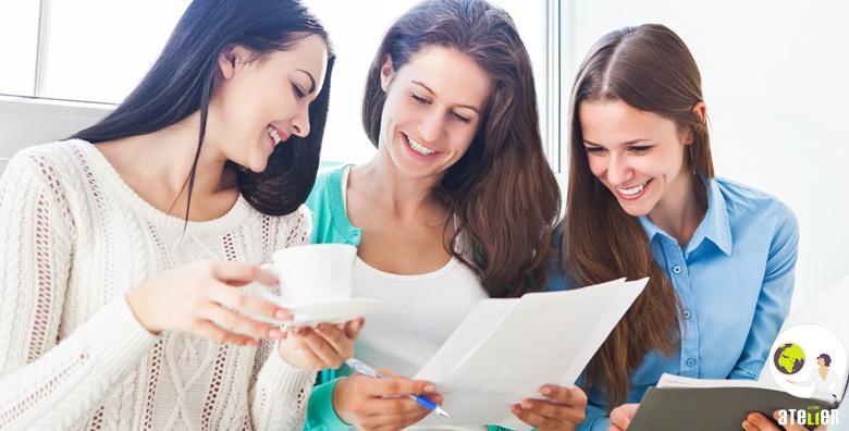 POPUST: 63% - FRANCUSKI JEZIK Početni intenzivni tečaj u trajanju 20 školskih sati za 299 kn! (Škola stranih jezika Jezični Atelier)