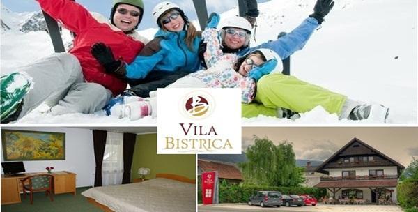 Bohinj - 3 dana za 2 osobe s doručkom u Vila Bistrica***