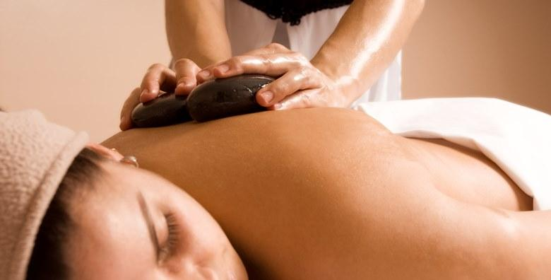 Masaža vrućim kamenjem cijelog tijela u trajanju 60 minuta za 99 kn!