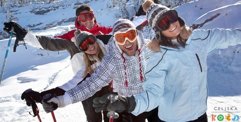 SKIJANJE U SLOVENIJI, Celjska koča - 1 ili 2 noćenja s doručkom za dvoje u hotelu 3* na samom skijalištu uz korištenje wellnessa od 399 kn!