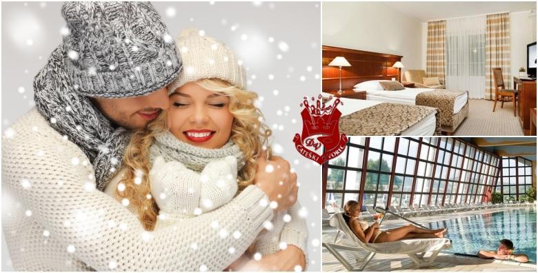 Zimska bajka u Hotelu Čateški dvorec**** - 2 noći s kupanjem od 1.035 kn!