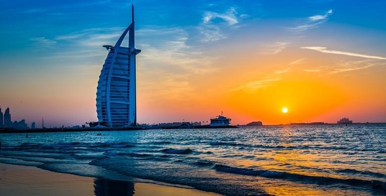Dubai**** - 5 noćenja s doručkom i povratnim letom od 5.390 kn!