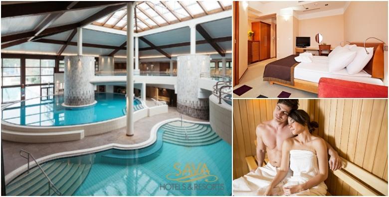 Moravske toplice***** - 2 noćenja s polupansionom i kupanjem za 1.802 kn!