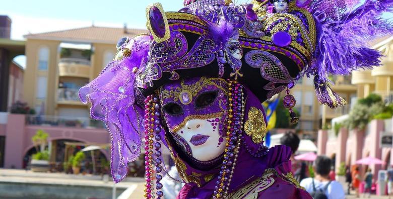 Karneval u Veneciji - izlet s prijevozom za 169 kn!