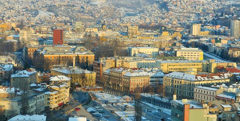 Sarajevo - 2 noćenja s doručkom za dvoje u Hotelu Alem za 499 kn!
