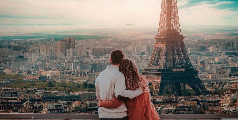 Valentinovo u Parizu - 2 noćenje s doručkom i povratnim letom za 2.190 kn!
